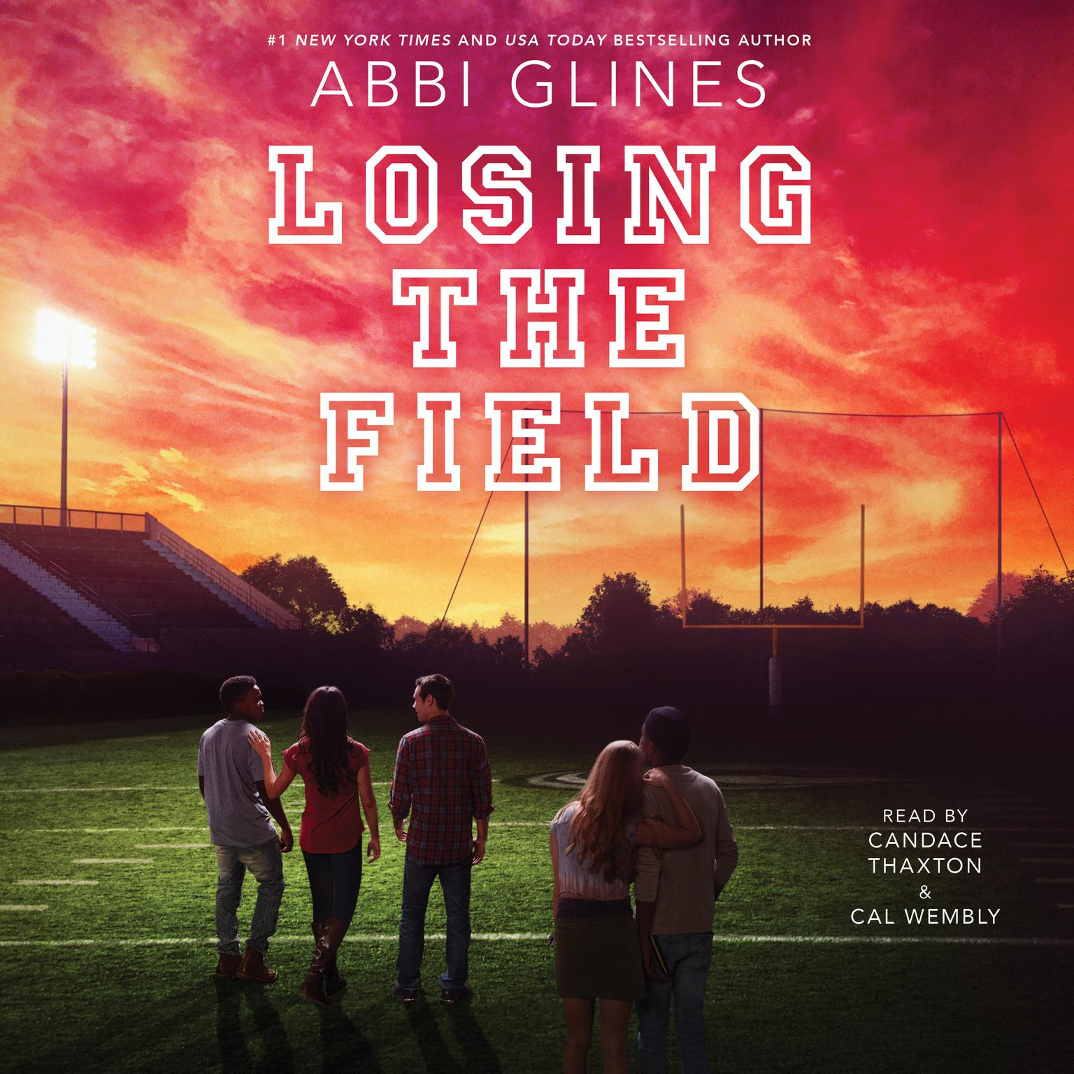Printable Losing the Field Audiobook Cover Art