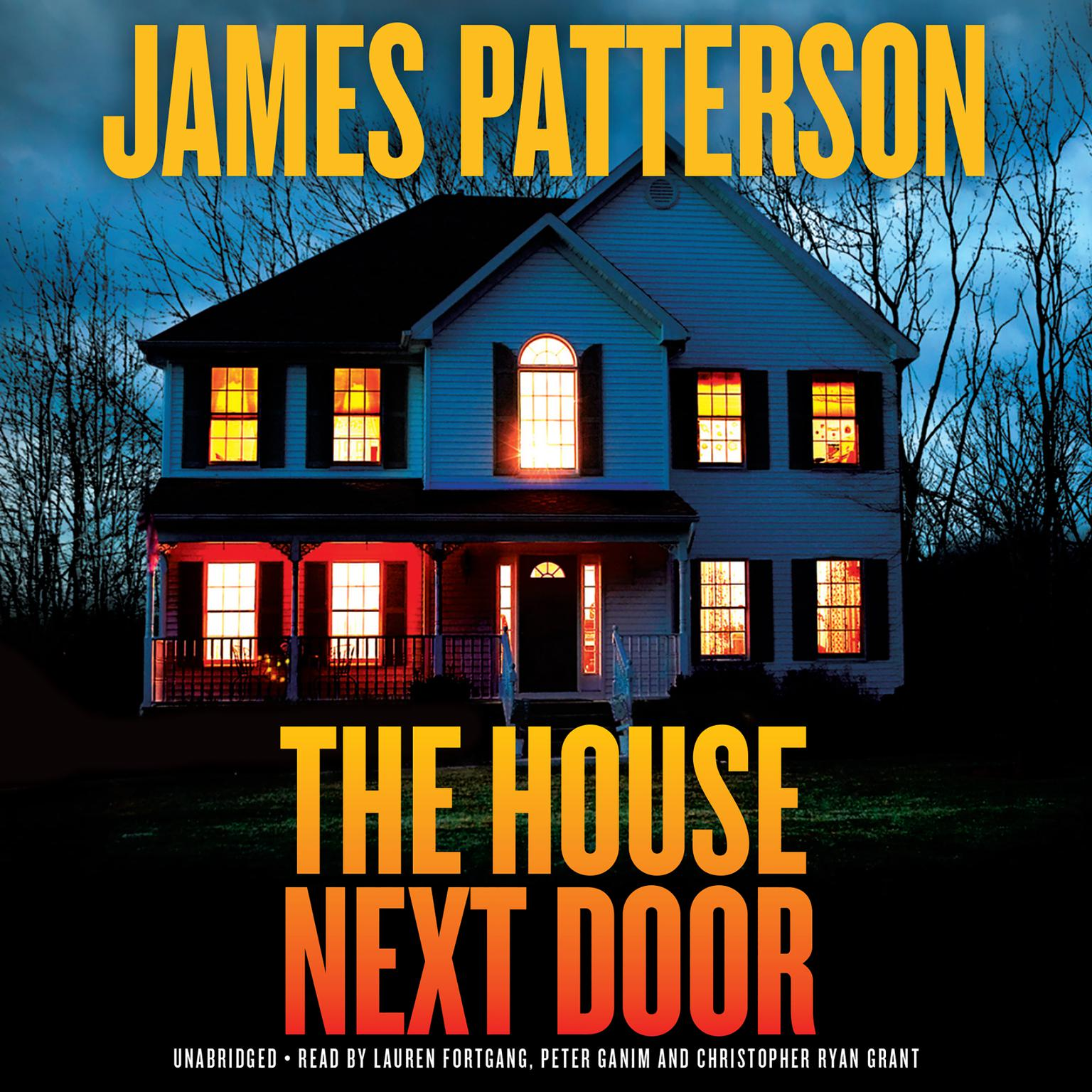 Printable The House Next Door: Thrillers Audiobook Cover Art