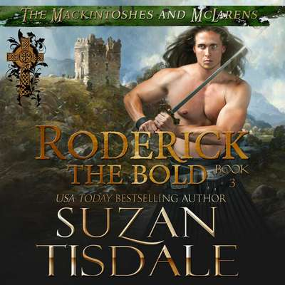 Rodrick the Bold Audiobook, by Suzan Tisdale