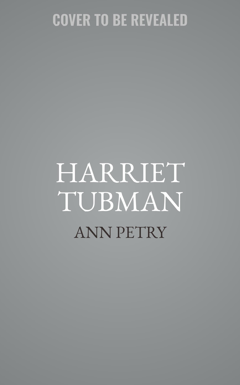 Printable Harriet Tubman Audiobook Cover Art