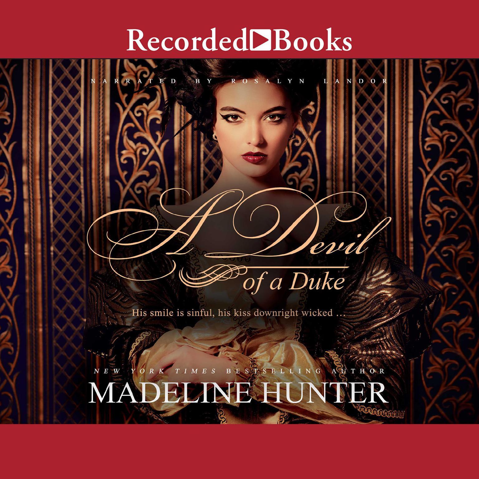 A Devil of a Duke Audiobook, by Madeline Hunter