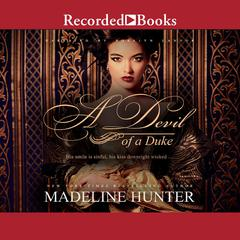 A Devil of a Duke Audiobook, by Madeline Hunter