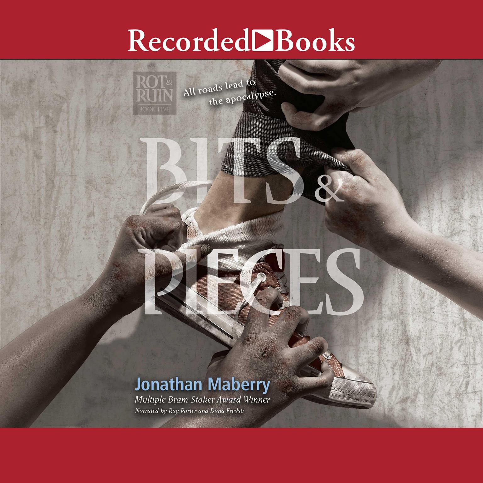 Printable Bits & Pieces Audiobook Cover Art