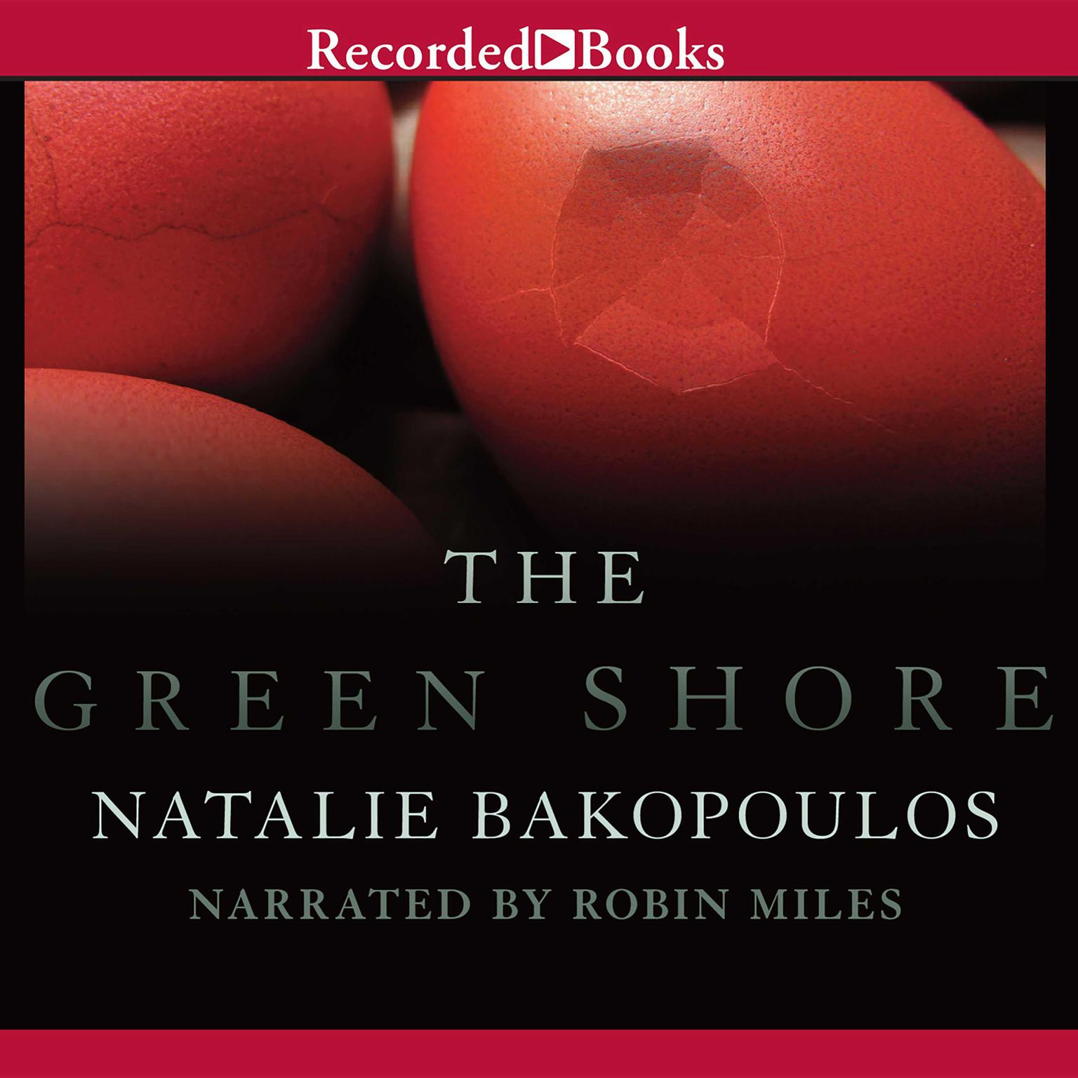 Printable The Green Shore Audiobook Cover Art