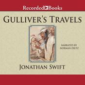 Gullivers Travels Audiobook, by Jonathan Swift|