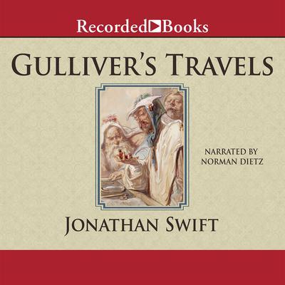 Gullivers Travels Audiobook, by Jonathan Swift