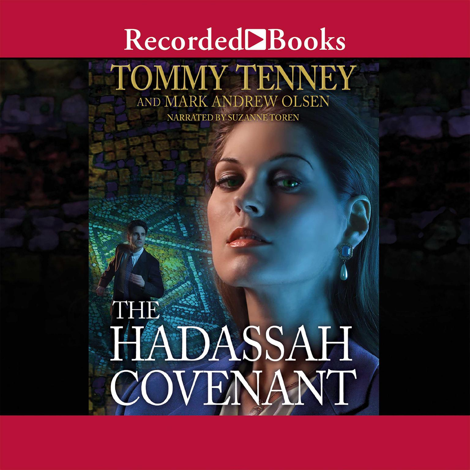 Printable The Hadassah Covenant Audiobook Cover Art