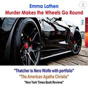 Murder Makes the Wheels Go Round: The Emma Lathen Booktrack Edition: Booktrack Edition Audiobook, by Emma Lathen