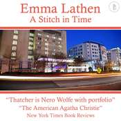 A Stitch in Time: The Emma Lathen Booktrack Edition: Booktrack Edition Audiobook, by Emma Lathen