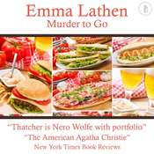 Murder to Go: The Emma Lathen Booktrack Edition: Booktrack Edition Audiobook, by Emma Lathen