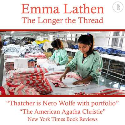The Longer the Thread: The Emma Lathen Booktrack Edition: Booktrack Edition Audiobook, by Emma Lathen