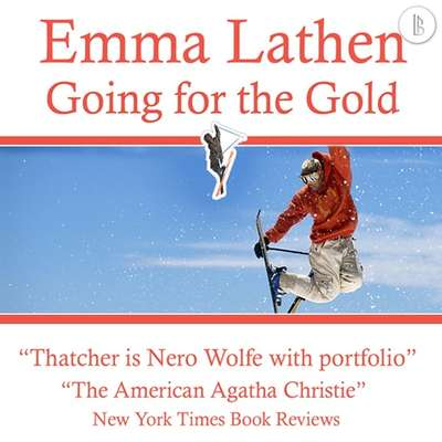 Going for the Gold: The Emma Lathen Booktrack Edition: Booktrack Edition Audiobook, by Emma Lathen
