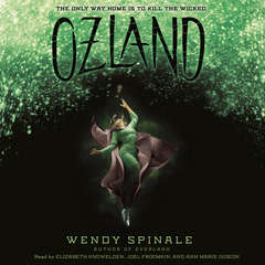 Ozland: Book 3 of Everland Audiobook, by Wendy Spinale