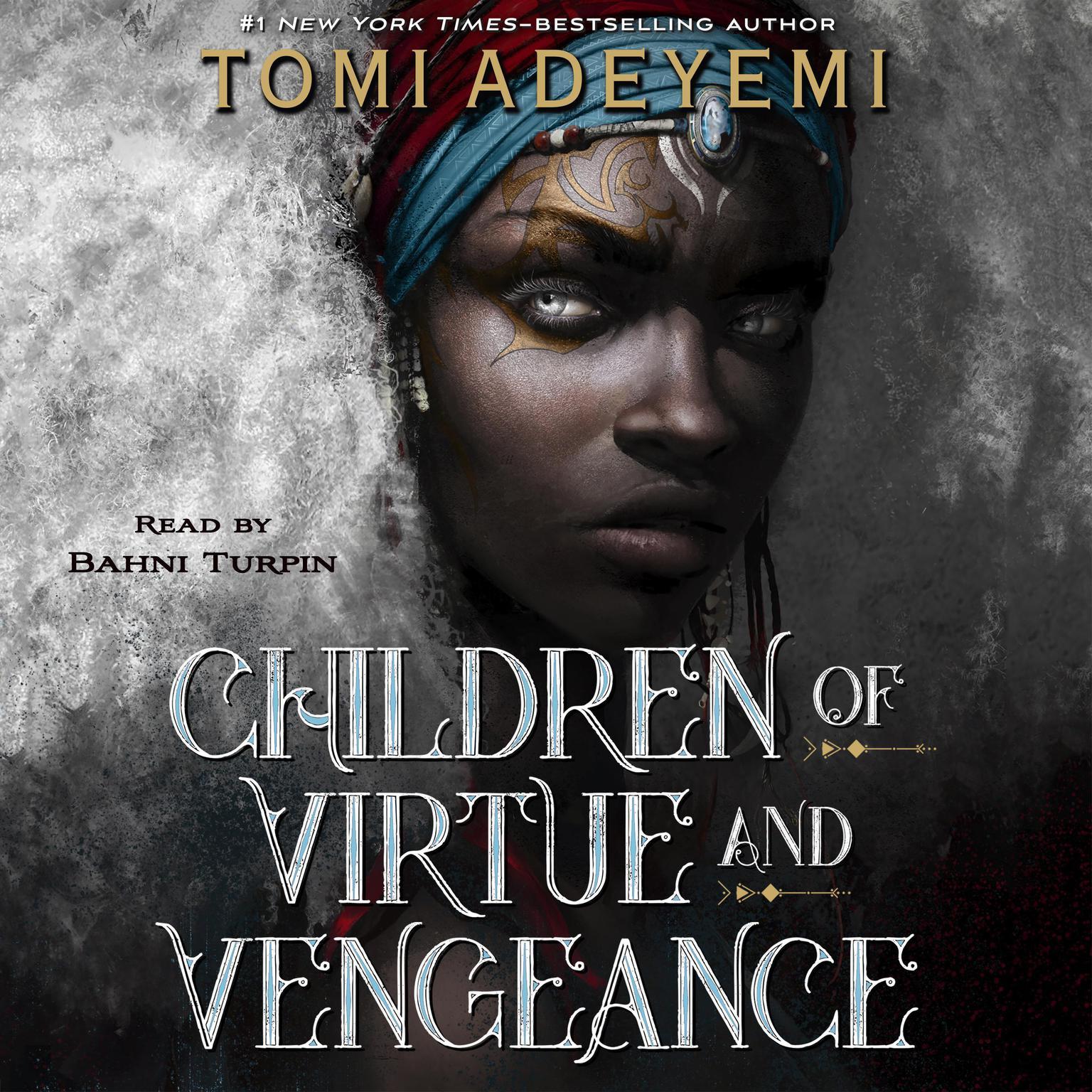 Printable Children of Virtue and Vengeance Audiobook Cover Art