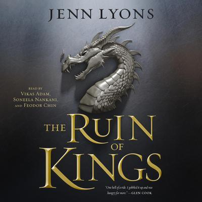 The Ruin of Kings Audiobook, by Jenn Lyons
