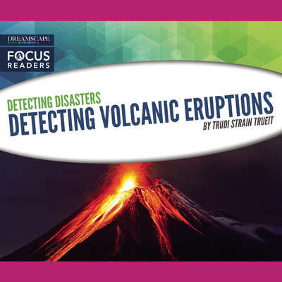 Detecting Volcanic Eruptions Audiobook, by Trudi Strain Trueit