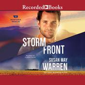 Storm Front Audiobook, by Susan May Warren