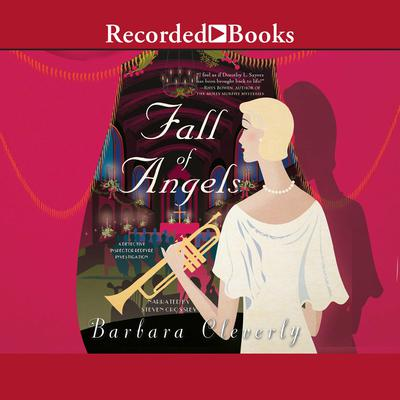 Fall of Angels Audiobook, by Barbara Cleverly