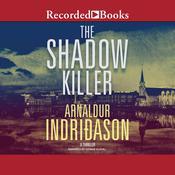 The Shadow Killer Audiobook, by Arnaldur Indridason