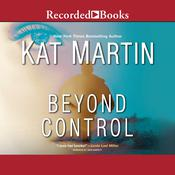 Beyond Control Audiobook, by Kat Martin