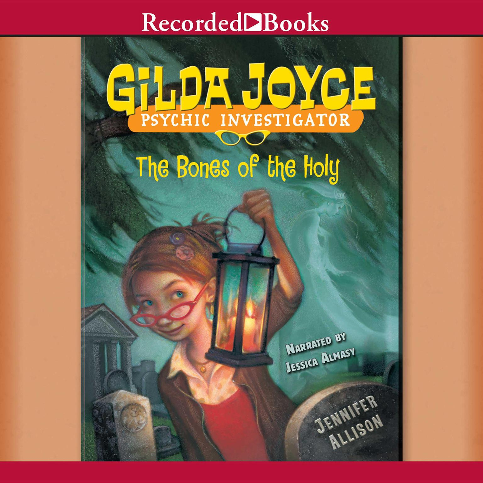 Printable Gilda Joyce: The Bones of the Holy Audiobook Cover Art