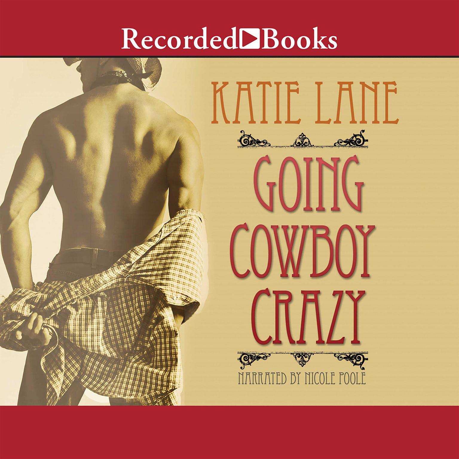 Printable Going Cowboy Crazy Audiobook Cover Art
