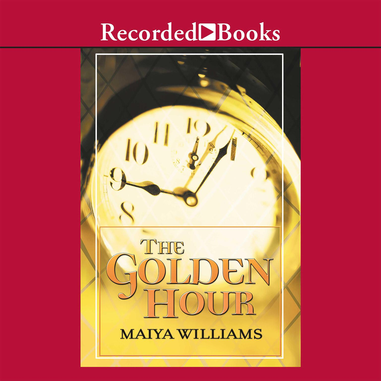 Printable The Golden Hour Audiobook Cover Art