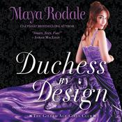Duchess by Design: The Gilded Age Girls Club Audiobook, by Maya Rodale