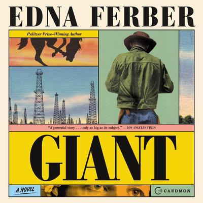 Giant: A Novel Audiobook, by Edna Ferber