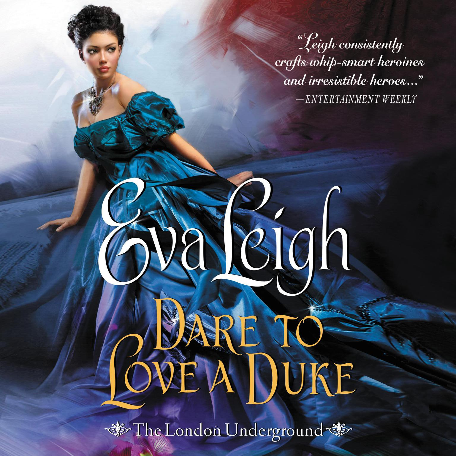 Printable Dare to Love a Duke: The London Underground Audiobook Cover Art
