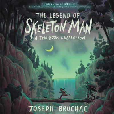 The Legend of Skeleton Man Audiobook, by Joseph Bruchac