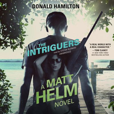The Intriguers Audiobook, by Donald Hamilton