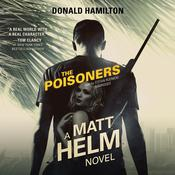 The Poisoners Audiobook, by Donald Hamilton|