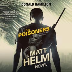 The Poisoners Audiobook, by Donald Hamilton