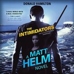 The Intimidators Audiobook, by Donald Hamilton