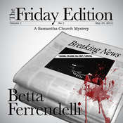 The Friday Edition Audiobook, by Betta Ferrendelli