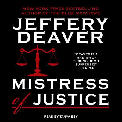 Mistress of Justice Audiobook, by Jeffery Deaver