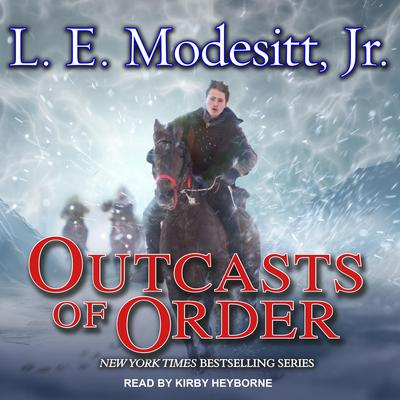 Outcasts of Order Audiobook, by