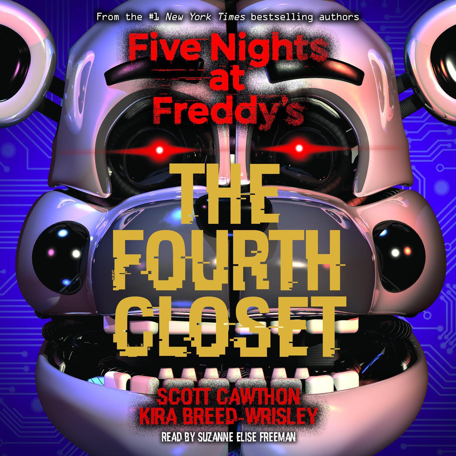 The Fourth Closet Audiobook, by Scott Cawthon
