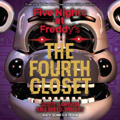 The Fourth Closet Audiobook, by Scott Cawthon
