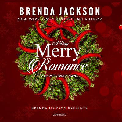 A Very Merry Romance Audiobook, by Brenda Jackson