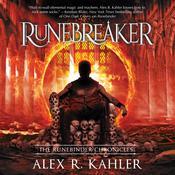 Runebreaker Audiobook, by Alex R. Kahler
