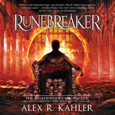 Runebreaker Audiobook, by Alex R. Kahler