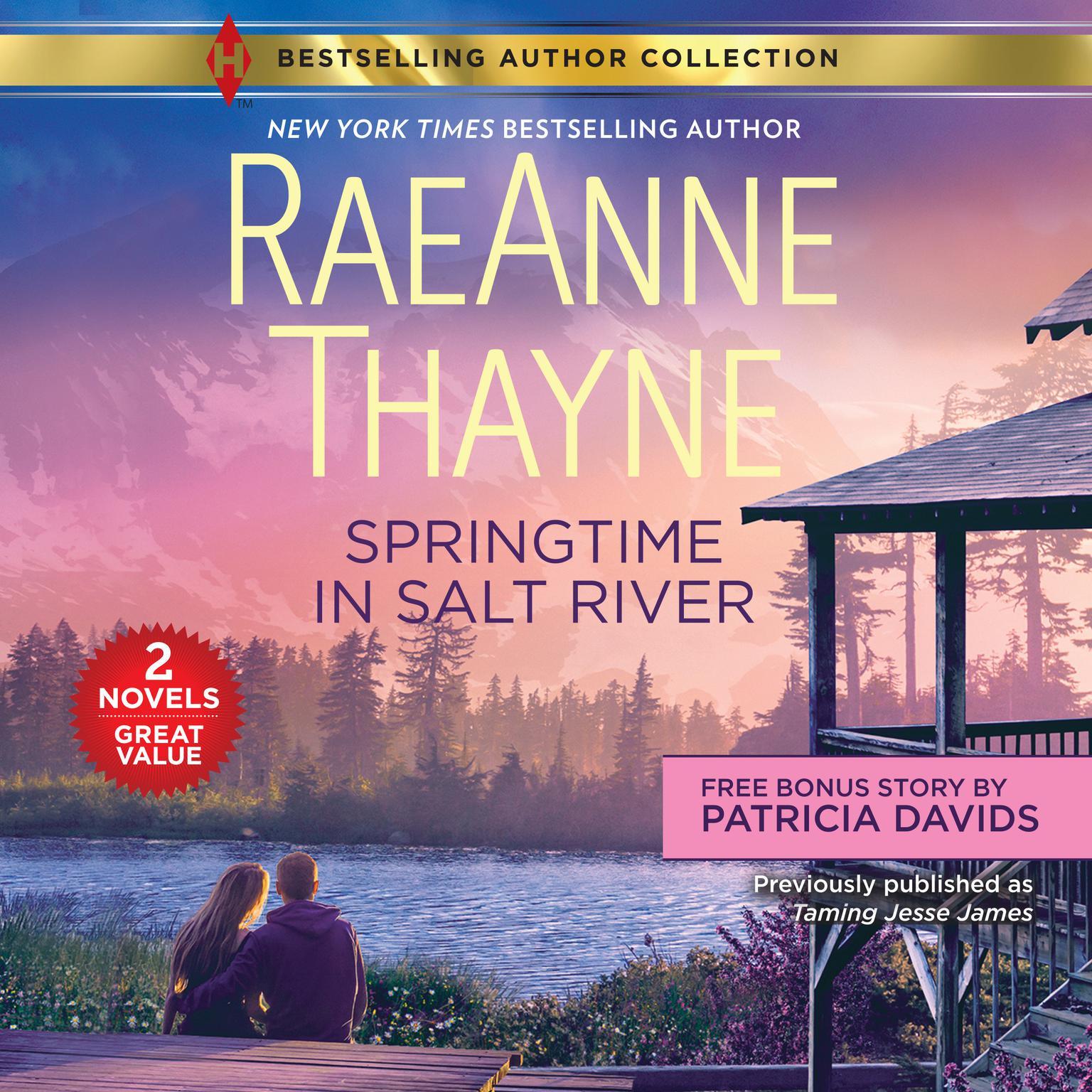 Springtime in Salt River & Love Thine Enemy Audiobook, by RaeAnne Thayne