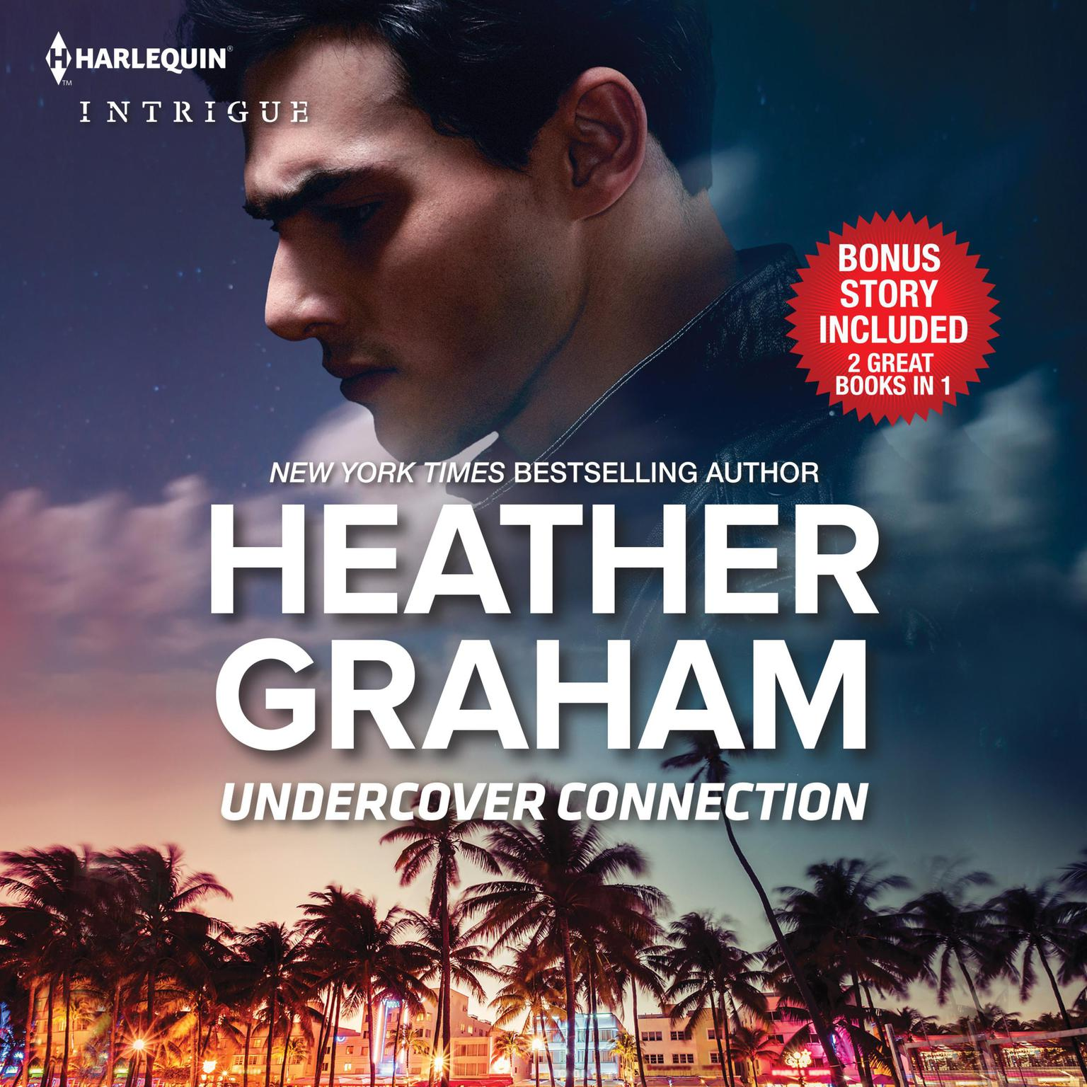 Printable Undercover Connection Audiobook Cover Art