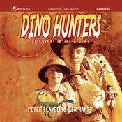Dino Hunters: Discovery in the Desert Audiobook, by Peter Leavell