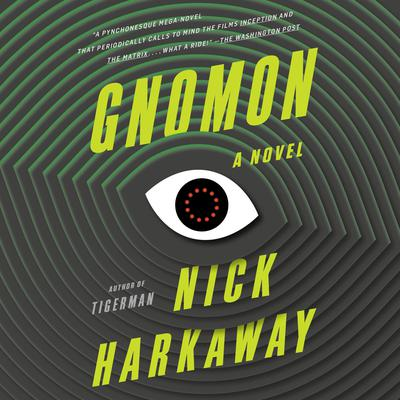 Gnomon Audiobook, by Nick Harkaway