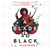 A Blade So Black Audiobook, by Author Info Added Soon