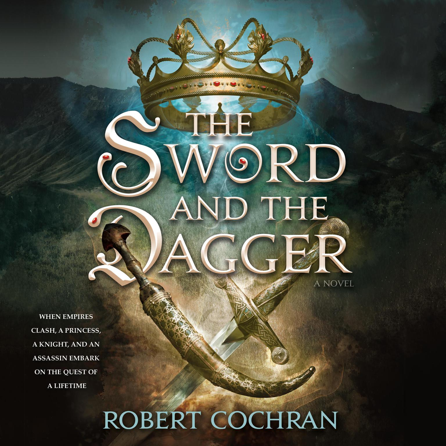 Printable The Sword and the Dagger: A Novel Audiobook Cover Art