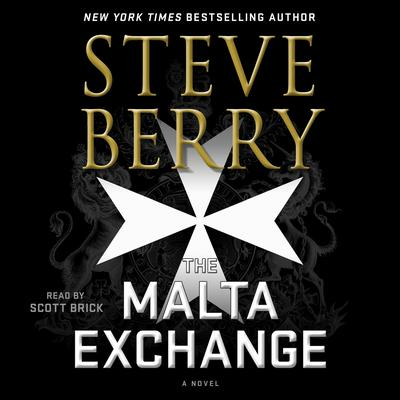 The Malta Exchange: A Novel Audiobook, by